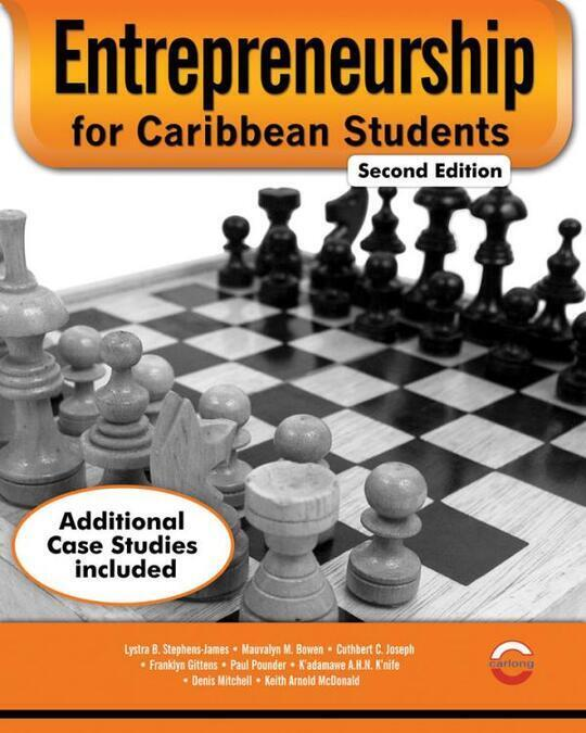 Entrepreneurship for Caribbean Students - Second Edition