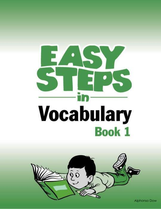 Easy Steps in Vocabulary Book 1