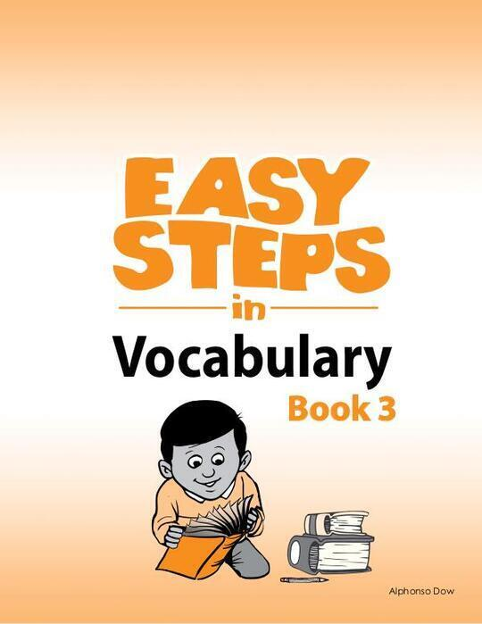 Easy Steps in Vocabulary Book 3
