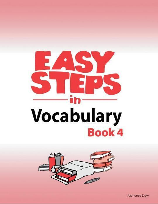 Easy Steps in Vocabulary Book 4