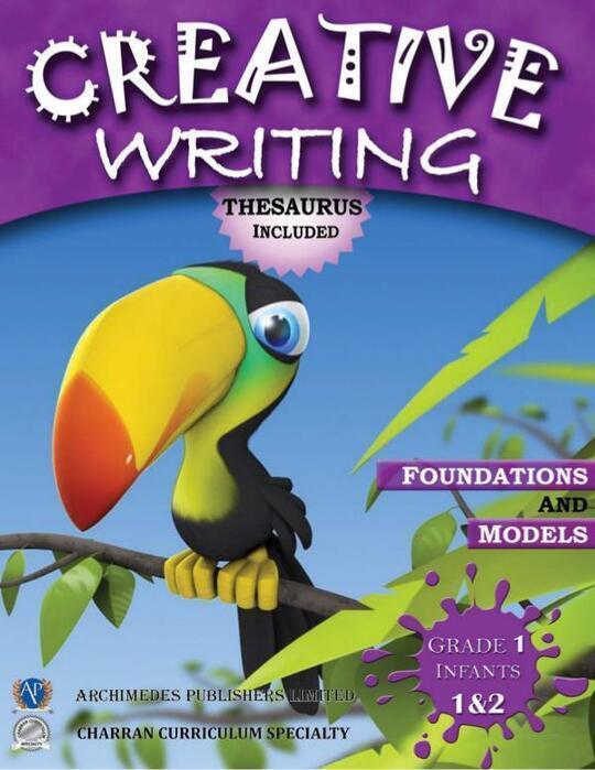 Creative Writing Grade 1