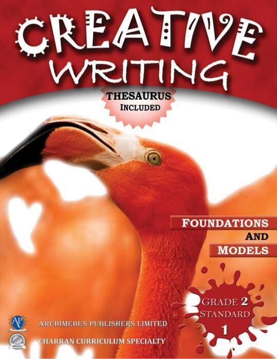 Creative Writing Grade 2