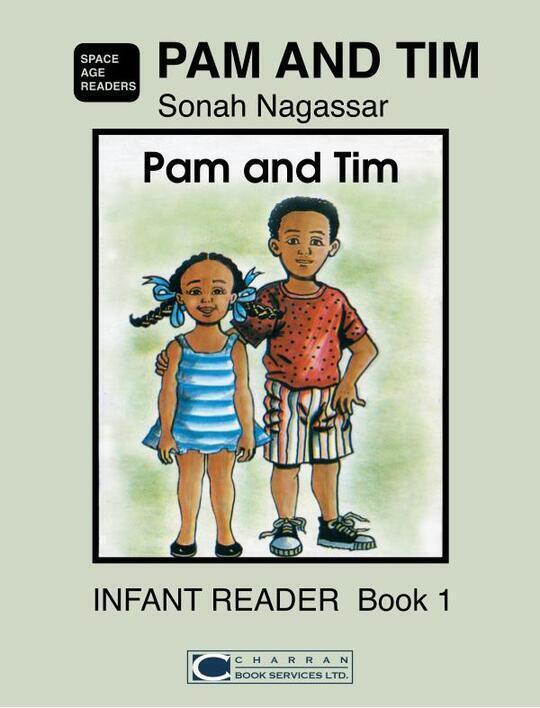 SAR Reader 1 Pam and Tim