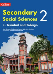 Collins®: Secondary Social Sciences 2 for the Caribbean