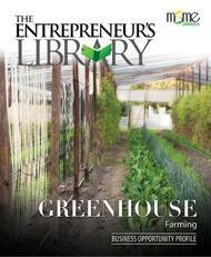 Business Opportunity Profile - Greenhouse
