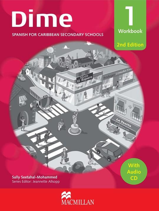 Dime 1 Workbook 2nd Edition