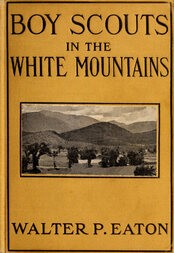 Boy Scouts in the White Mountains