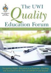 The UWI Quality Education Forum Volume 25