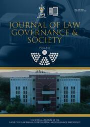 Journal of Law, Governance and Society Vol. 4