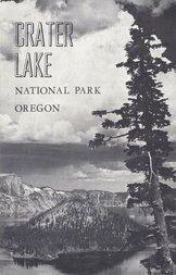 Crater Lake National Park, Oregon (1958)