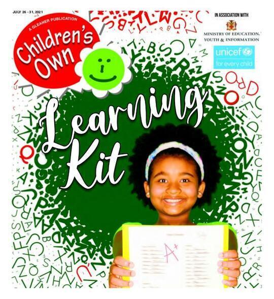 Childrens Own Learning Kit