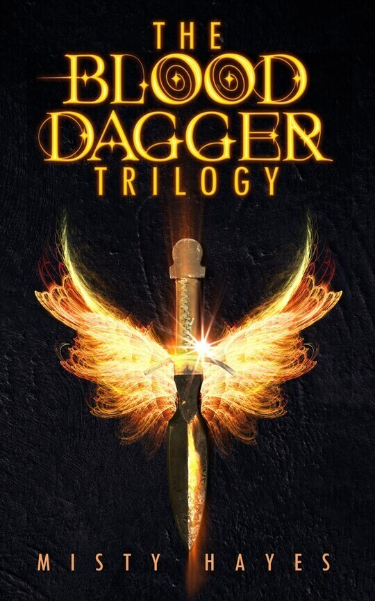 The Blood Dagger Trilogy Complete Boxset (The Outcasts, The Watchers, Tree of Souls)