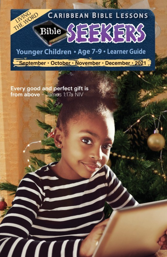 Bible Seekers - Learner Guide Christmas Issue 2021