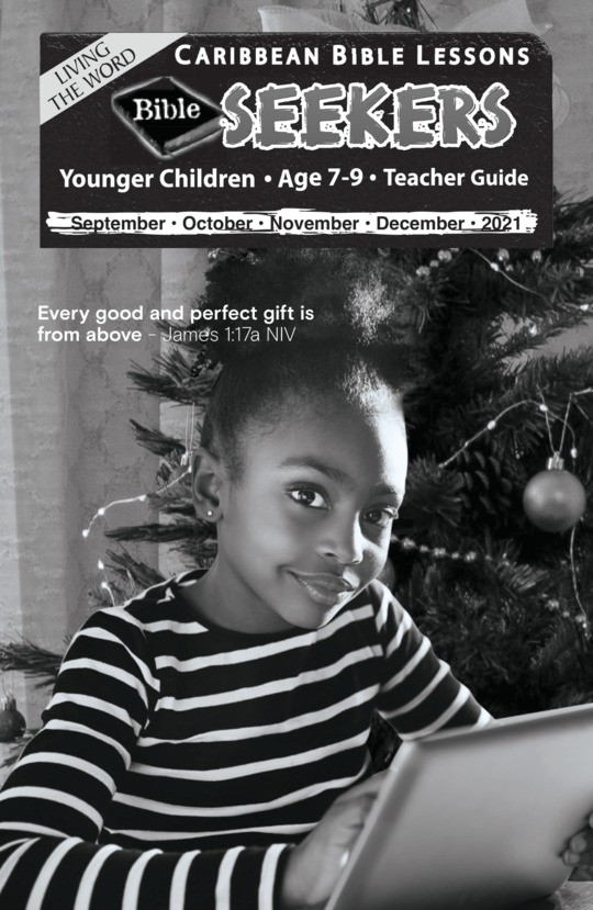 Bible Seekers - Teacher Guide Christmas Issue 2021