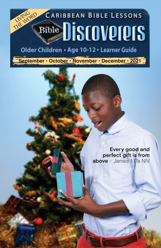 Bible Discoverers - Learner Guide Christmas Issue 2021