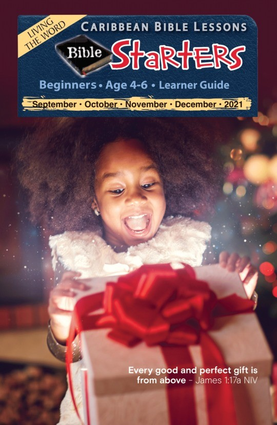 Bible Starters - Learner Guide Christmas Issue 2021