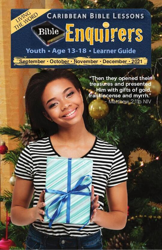 Bible Enquirers - Learner Guide Christmas Issue 2021