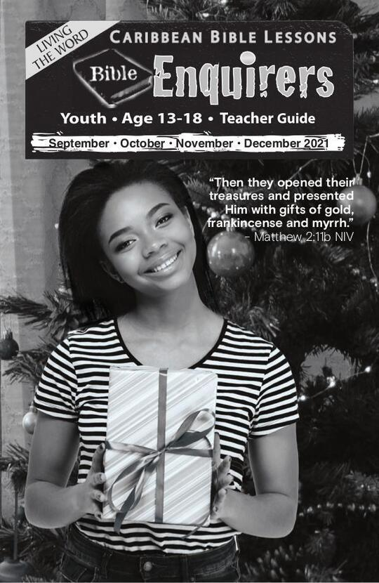 Bible Enquirers - Teacher Guide Christmas Issue 2021