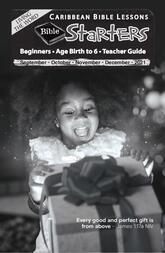 Bible Starters - Teacher Guide Christmas Issue 2021