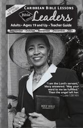Bible Leaders - Teacher Guide Christmas Issue 2021