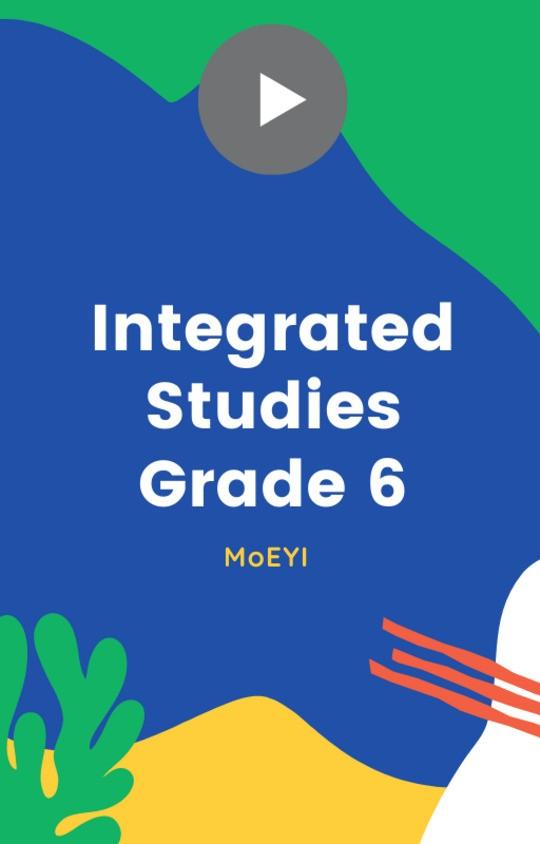 Integrated Studies  - Grade 6