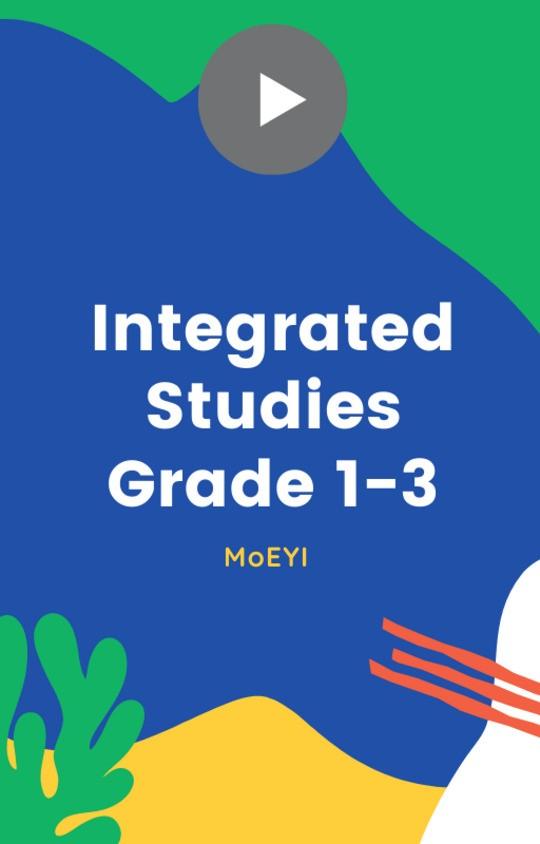 Integrated Studies  - Grade 1-3