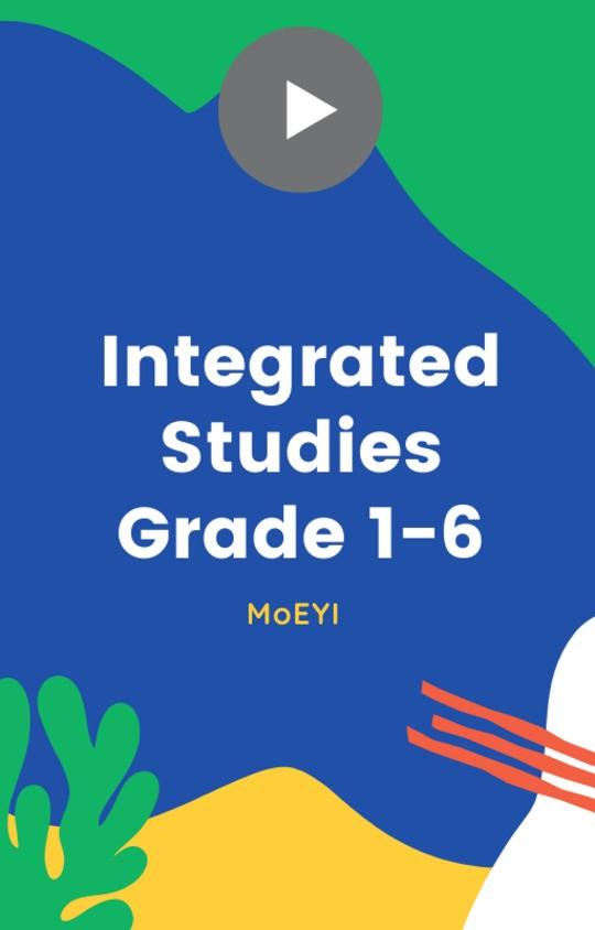 Integrated Studies  - Grade  1 - 6