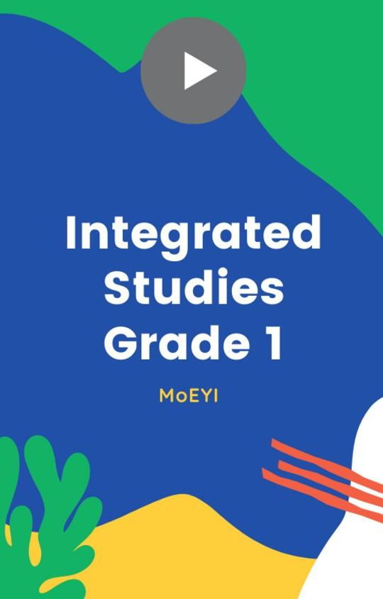 Integrated Studies  - Grade 1