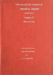 The Collected Works of Henrik Ibsen Vol. 04 (of 11)
