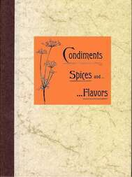 Condiments, Spices and Flavors