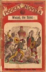 Wetzel, The Scout; or, The Captives of the Wilderness Beadle's Pocket Novels No. 39