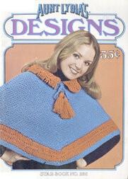 Star Book No. 236: Aunt Lydia's Designs