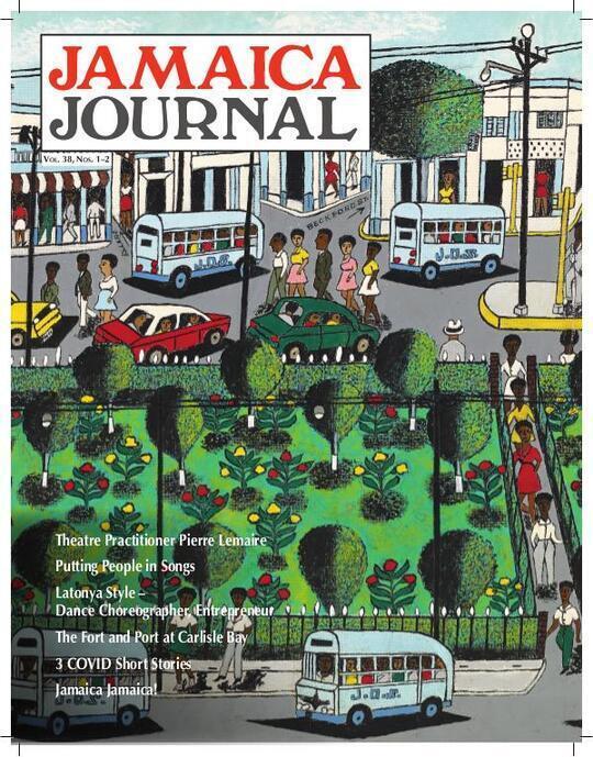 JAMAICA JOURNAL VOLUME 38 NOS. 1-2